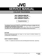 Buy JVC AV-27D305 Service Manual Schematic Circuit. by download Mauritron #269688
