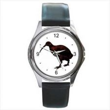 Buy Kiwi New Zealand Bird Unisex Round Wrist Watch