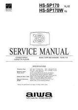 Buy AIWA 09-986-256-4FP Service Informat by download #107431