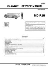 Buy Sharp MDR2H (1) Service Manual by download Mauritron #209092