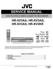 Buy JVC HR-XV3AA by download Mauritron #273411