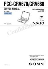 Buy Sony PCG-FXA32-FXA33-FXA35-D-FXA36 Service Manual. by download Mauritron #24329