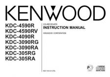 Buy Kenwood KDC-309A Operating Guide by download Mauritron #221630