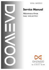 Buy Daewoo. G6C075S003. Manual by download Mauritron #213070