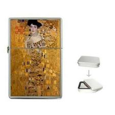 Buy Adele Bloch Bauer's Portrait Gustav Klimt Flip Top Lighter