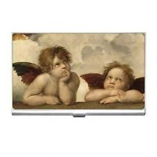 Buy Angels Cherubs Sistine Madonna Raphael Art Business Card Holder
