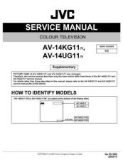 Buy JVC AV14BM8EPS-A Service Manual Schematic Circuit. by download Mauritron #269405