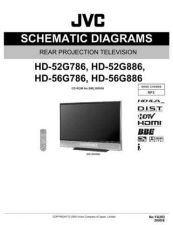 Buy JVC HD-56G886 Service Manual. On by download Mauritron #270943