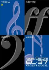 Buy Yamaha EL3E Operating Guide by download Mauritron #247787