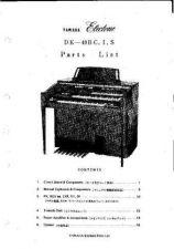 Buy JVC DK40B-40BI-40BS Parts E Service Manual by download Mauritron #250505