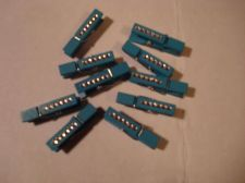 Buy Blue Bling Clothespins Crafts Scrapbooking Embellishments