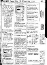Buy SALORA 28E9S IS NOKIA EURO DIGI E CHASSIS CTV WSM A4998 by download #109207