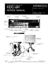 Buy KENWOOD KDC-9090R Technical Information by download #118661