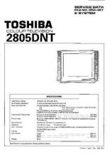 Buy TOSHIBA 28 32Z13B ENG PAGES2-6 OPERATING Service Information by download #1139