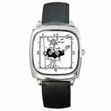 Buy Opera Singer Diva Viking Woman Wrist Watch