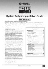 Buy Yamaha PM1DV2INSTALL EN Operating Guide by download Mauritron #249189