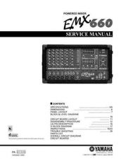 Buy JVC EMX660MAIN(E) Service Manual by download Mauritron #251048