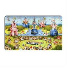 Buy Garden Of Earthly Delights Bosch Art Vinyl Fridge Magnet