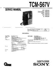 Buy Sony TC-WR8ES Service Manual. by download Mauritron #245548
