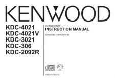 Buy Kenwood KDC-4021 Operating Guide by download Mauritron #230683