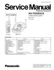 Buy Panasonic KX-FA102 Service Manual by download Mauritron #267259
