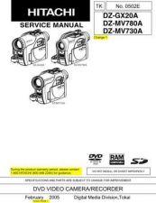 Buy Hitachi DZMV200E by download Mauritron #261880