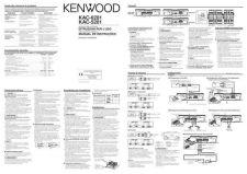 Buy Kenwood KAC-6201 by download Mauritron #221312