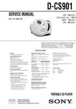 Buy Sony DCR-DVD200DVD200E DVD300 RMT-820. Technical Information by download Maurit