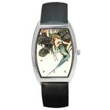 Buy Dragonfly Feminine Fairy Vintage Art Unisex Wrist Watch