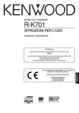 Buy Kenwood R-K701 by download Mauritron #219697