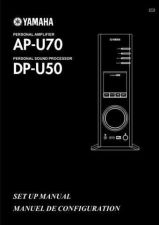 Buy Yamaha DP100E Operating Guide by download Mauritron #247549
