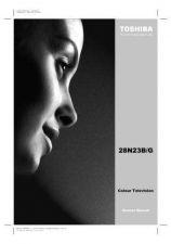 Buy TOSHIBA 29N23B BOMLIST Service Information by download #113971