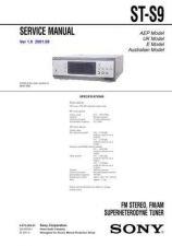 Buy Sony STR-AV900-AV1000 Service Manual. by download Mauritron #245005