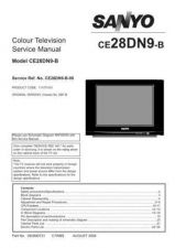 Buy Fisher CE28DN9-B-00 SM Service Manual by download Mauritron #214585