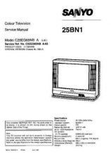 Buy Fisher Service Manual For 25BN1 SM-Only by download Mauritron #216907
