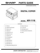 Buy Sharp AR120E-150E Service Manual by download Mauritron #208029