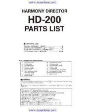 Buy Yamaha H7000 H5000 H3000 2PCB1 E Manual by download Mauritron #257216
