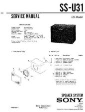 Buy Sony SS-TS503TS503SWS503WT503WT503S. Service Manual. by download Mauritron #244