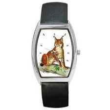 Buy Lynx Wild Cat Art Unisex Style Wrist Watch