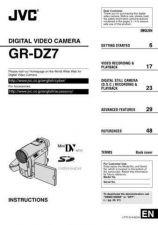 Buy JVC GR-DZ7 Service Manual by download Mauritron #273271