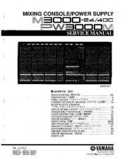 Buy Yamaha M3000ACB10(E) Manual by download Mauritron #257504