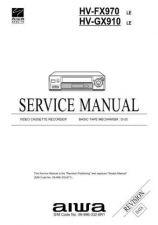Buy AIWA 09-996-332-6R1 Service Informat by download #107597