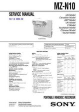 Buy Sony MZ-N1..... Service Manual. by download Mauritron #243129