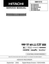 Buy Hitachi SM 1515E Manual by download Mauritron #225576