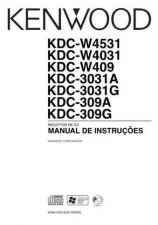 Buy Kenwood KDC-309G by download Mauritron #221643
