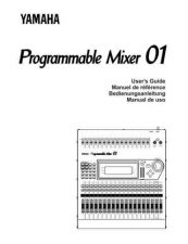 Buy Yamaha PROMIX01F1 Operating Guide by download Mauritron #249249