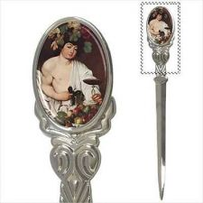 Buy Bacchus God Of Wine Caravaggio Art Mail Letter Opener