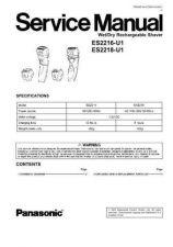 Buy Panasonic had8602356c0 Service Manual by download Mauritron #267204