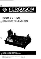 Buy THOMSON ICC9 CHASSIS COLOUR TV SERVICE (A3 by download #107377