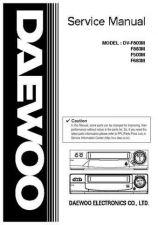 Buy Daewoo. DV500_OSDV500001_2. Manual by download Mauritron #212912